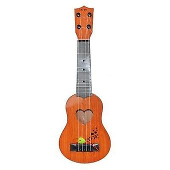 Acemi Klasik Ukulele Gitar, Eğitici Müzik Aleti Oyuncak