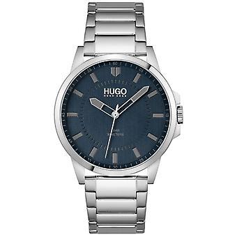 HUGO 1530186 First Blue & Silver Men's Watch
