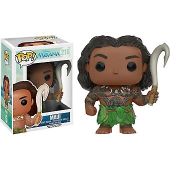 Moana Maui with Weapon US Exclusive Pop! Vinyl