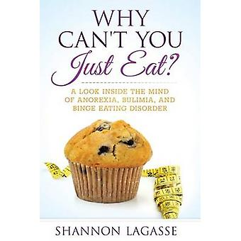 Why Can't You Just Eat? - A Look Inside the Mind of Anorexia - Bulimia