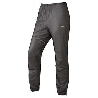 Montane Pódiové nohavice - Drevené uhlie