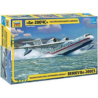 Zvezda 7034 1:144 - Beriev Be-200 Amphibious Aircraft Plastic Model Kit