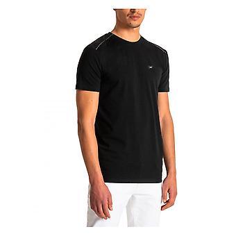 Antony Morato Slim Fit Jersey T-paita Musta