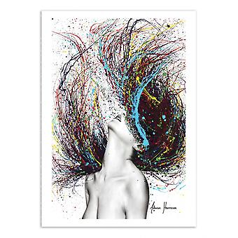 Art-Poster - Excite - Ashvin Harrison