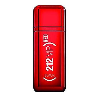 Carolina Herrera 212 VIP Zwart Rood voor Heren Edp 100ml