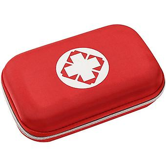Mini tactical första hjälpen väska nöd överlevnad kit för hem camping