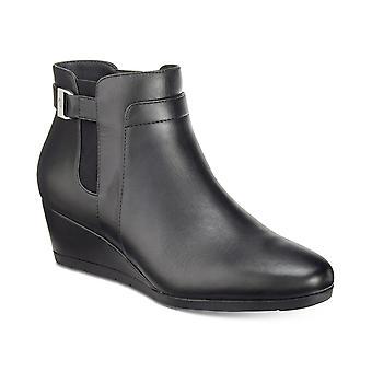 Giani Bernini Womens Cecie Memory Foam Wedge Ankle Booties