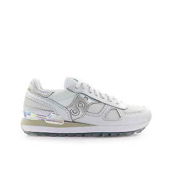 Saucony Shadow White Iridescent Sneaker