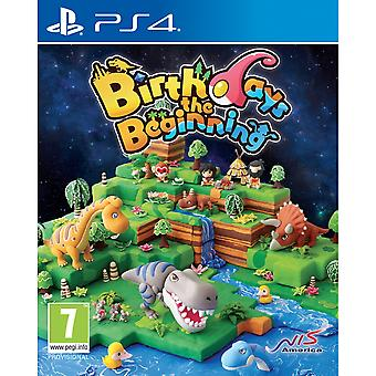 Birthdays The Beginning PS4 Game