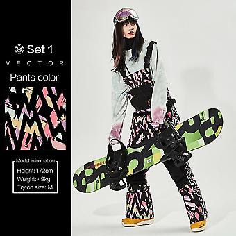 Men Women Ski Pants