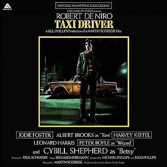 Bernard Herrmann - Taxi Driver (Original Soundtrack Recording) Vinyl