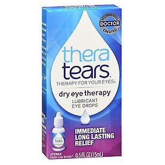 طرة دموع ديرا دموع قطرات العين التشحيم، 0.5 أوقية