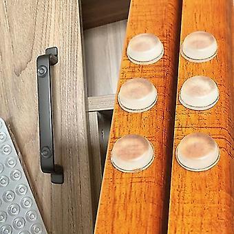 новый F1002 x 50 зерен самоклеящийся анти-столкновение частиц дверной шкаф стопор sm52034