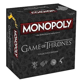 Board game Monopoly Game of Thrones (ES)