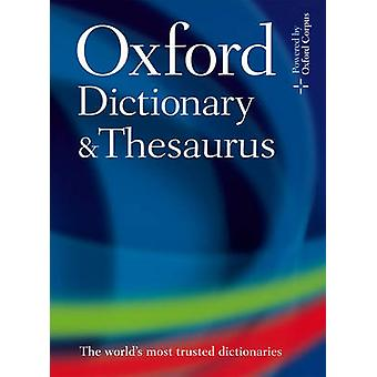 Oxford Dictionary and Thesaurus by Oxford Languages