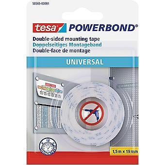 doppelseitiges Montageband Powerbond UNIVERSAL, 1,5m x 19mm