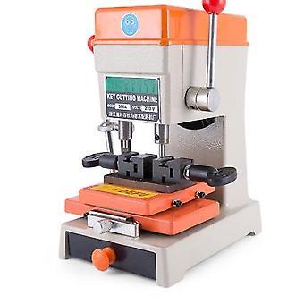 Df368a مفتاح تكرار آلة نسخ 180w آلة قطع مفتاح آلة الحفر لصنع مفاتيح السيارات أدوات صانع الأقفال