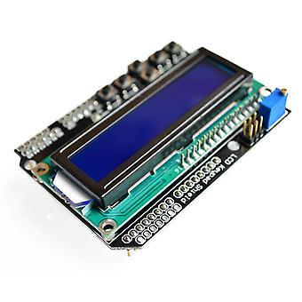 Lcd štít lcd displej modulu LCD1602