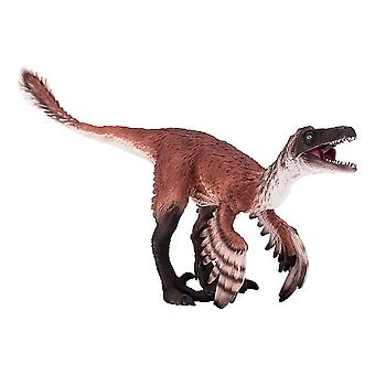 Dinosaurs Troodon with Articulated Jaw Dinosaur Toy Figure