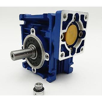 10:1 Worm Gearbox Speed Reducer For Nema23 Servo/stepper Motors
