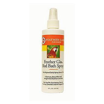Gimborn Feather Glo Bird Bath Spray - 8 oz