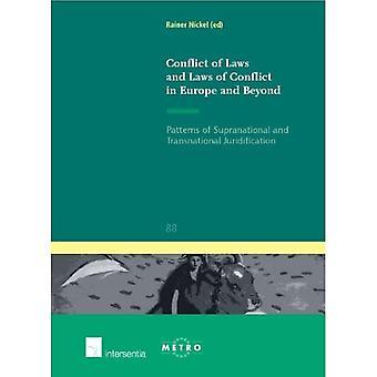 Kollisionsrecht und Kollisionsrecht in Europa und darüber hinaus: Muster supranationaler und transnationaler Rechtsdifizierung