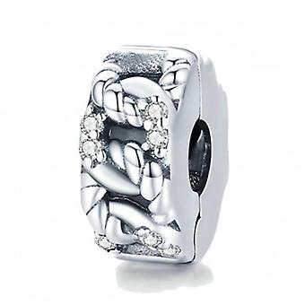 Sterling Silver Clip Chain - 7155