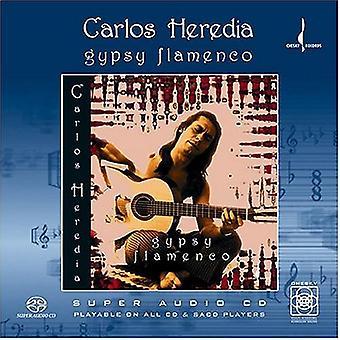 Carlos Heredia - Gypsy Flamenco [SACD] USA import