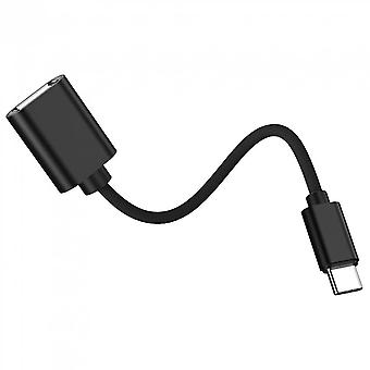 Type-c Male To Usb 2.0 Female Otg Adapter Cable Accessories For Laptops For Mobile Phones Smart Phones Cable Extender