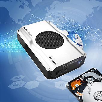 3,5 inch 393u3 5 Gbps Super Speed Usb 3.0 naar Sata Hdd Behuizing Box Case