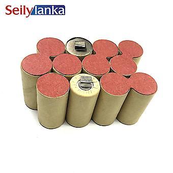 3000mah voor Flex 14.4v Ni Mh Battery Pack Cd 12996 280755 voor zelfinstallatie