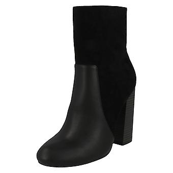 Ladies Anne Michelle High Ankle Boots F50642