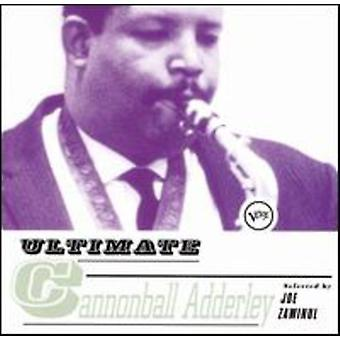 Cannonball Adderley - Ultimate Cannonball Adderley [CD] USA import