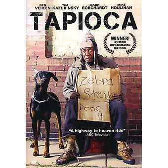 Tapioca [DVD] USA import
