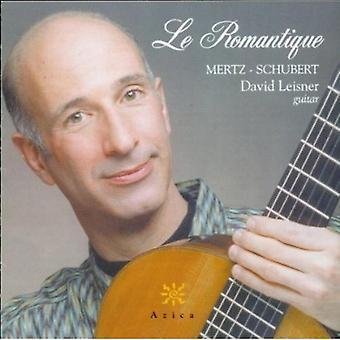 David Leisner - Le Romantique [CD] USA import