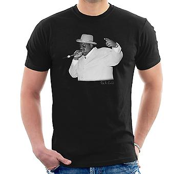 T-shirt uomo Notorious BIG Meadowlands 1995