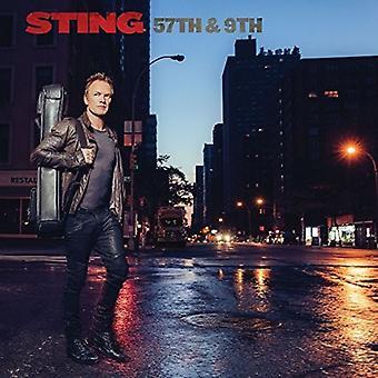Sting - importer des USA [CD] 57e & 9e
