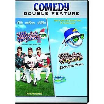 Major League II / Major League: Back to the Minors [DVD] USA import