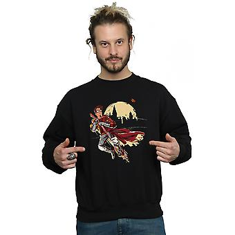 Harry Potter Men's Quidditch Seeeker Sweatshirt