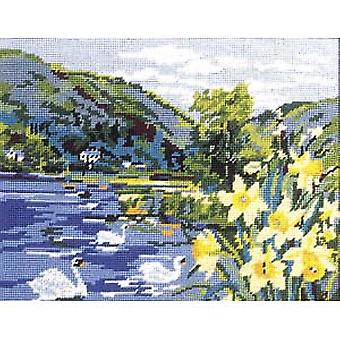 Wales Needlepoint Kit