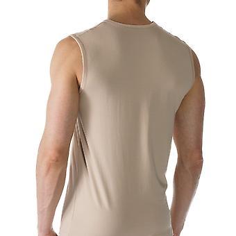 Mey 46037-111 Men's Dry Cotton Skin Solid Colour Tank Vest Top