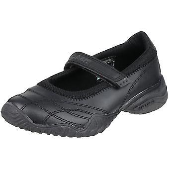 Skechers piger Velocity Pouty Touch Fastgør læder Casual sko