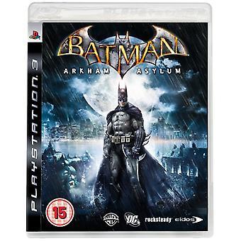 Batman Arkham Asylum (PS3) - Usine scellée
