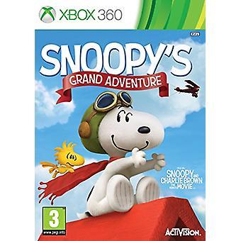 Peanuts Movie Snoopys Grand Adventure (Xbox 360) - New