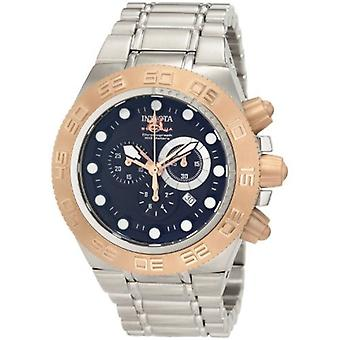 Invicta Men's Subaqua 1529 Chronograph Steel Quartz Watch