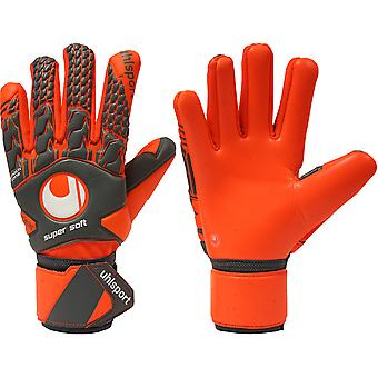Gants de gardien de but Uhlsport Aerored Supersoft HN