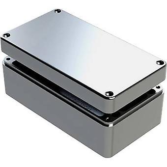 Recintos de Deltron 487-221209A-68 Caja Universal 220 x 120 x 90 aluminio gris 1 PC
