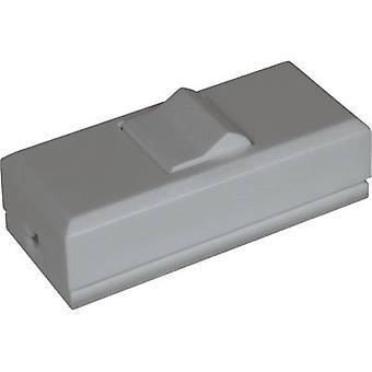 interBär 8075-020.01 Pull switch Titanium 1 x av 2 A 1 dator