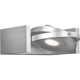 Philips Lighting Ledino 53150/48/16 LED wall light 6 W Warm white Silver