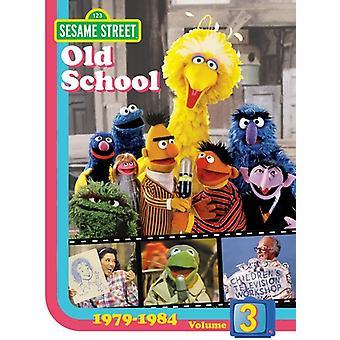 Sesame Street - Sesame Street: Vol. 3-Old School [DVD] USA import